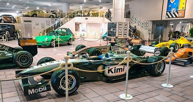 Bilmuseum Monaco