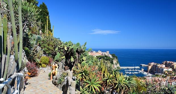 Jardin Exotique Monaco