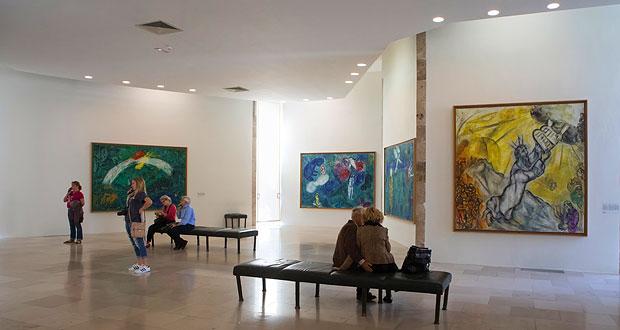 Chagall museet Nice