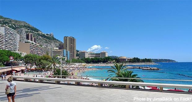 Monaco strand
